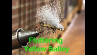 Fluttering Yellow Sally