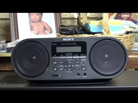 Best Portable Radio CD Players – Buyer's Guide