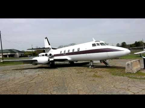 1964 Lockheed martin jetstar aircraft in amazing condition