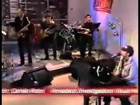 """Tocando con Cabas """"BONITA"""",EN VIVO. NOV. 2009"""