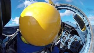 Training flight L-39