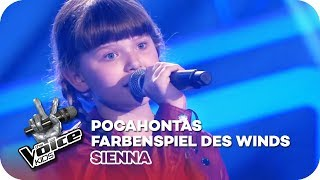 Pocanhontas - Farbenspiel Des Winds (Sienna) | Blind Auditio...
