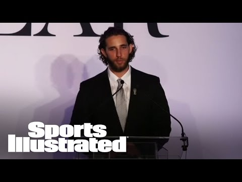 Madison Bumgarner Acceptance Speech | 2014 Sportsman of the Year | Sports Illustrated