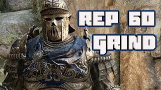 Centurion Rep 60 Grind   56/60   For Honor