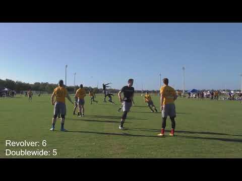 San Francisco Revolver vs Austin Doublewide   2017 Club National Championships