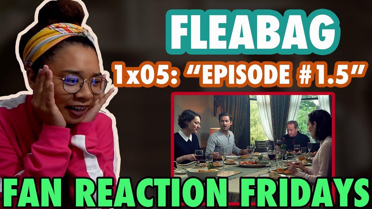 "Download FLEABAG Season 1 Episode 5: ""Episode #1.5"" Reaction & Review   Fan Reaction Friday"