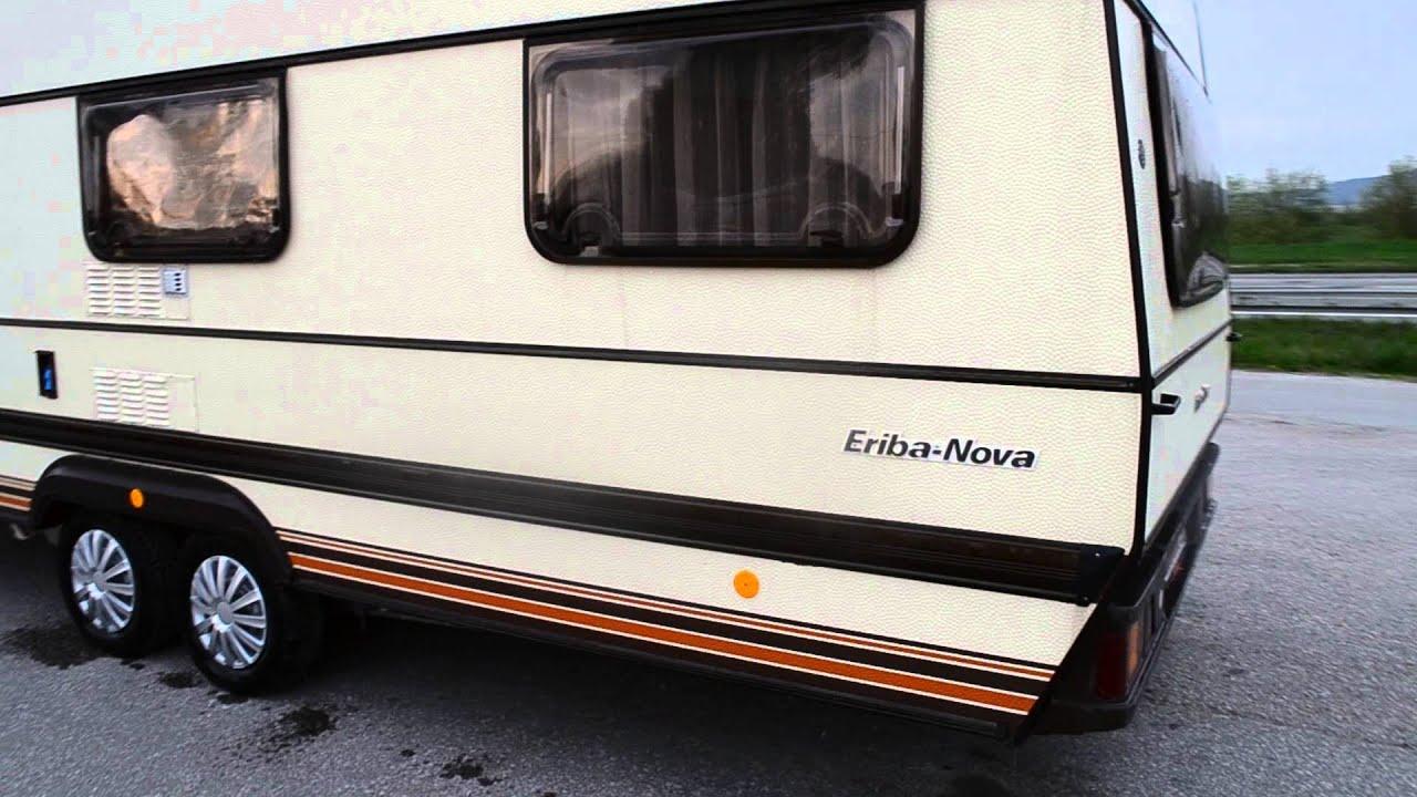 Hymer ERIBA-NOVA 580