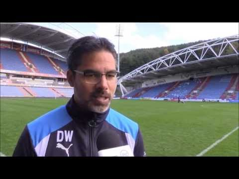 INTERVIEW: David Wagner 'can accept' defeat to Sheffield Wednesday