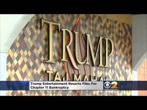 Trump Casinos File Ch. 11, Threatens Closure Of Taj Mahal In Atlantic City
