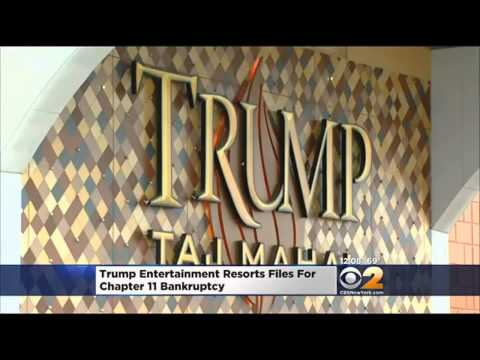 Trump Casinos File Ch. 11, Threatens Closure Of Taj Mahal In Atlantic City