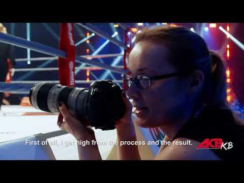Лица АСВ КВ: Фотограф Ирина Попова