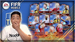 3 tots pulls!! two insane bundesliga tots bundles!! new tots players fifa mobile!!