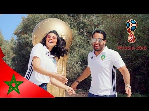 CRAVATA ft SALMA RACHID - Russia 2018 MOROCCO 🇲🇦🏆 كرافاطا & سلمى رشيد - الطريق إلى روسيا