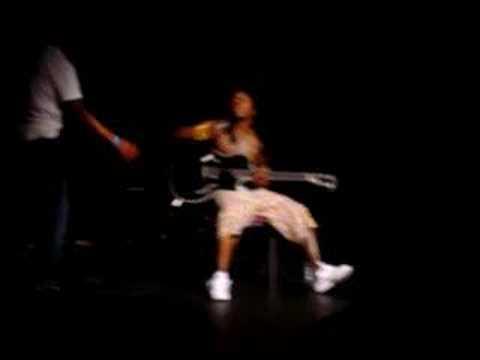 Lil Wayne - Leather So Soft [LIVE @ FAU] 11/5/07