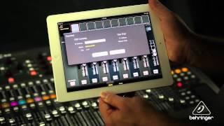 Як використовувати Берінгер Х32 віддаленого додатка для iPad - XiCONTROL