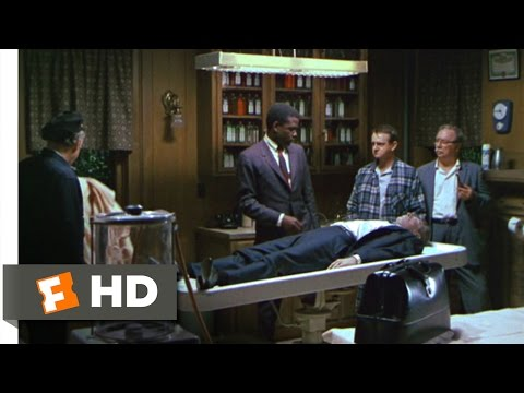 In the Heat of the Night (3/10) Movie CLIP - Examining the Corpse (1967) HD