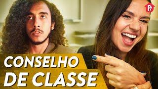 CONSELHO DE CLASSE | PARAFERNALHA