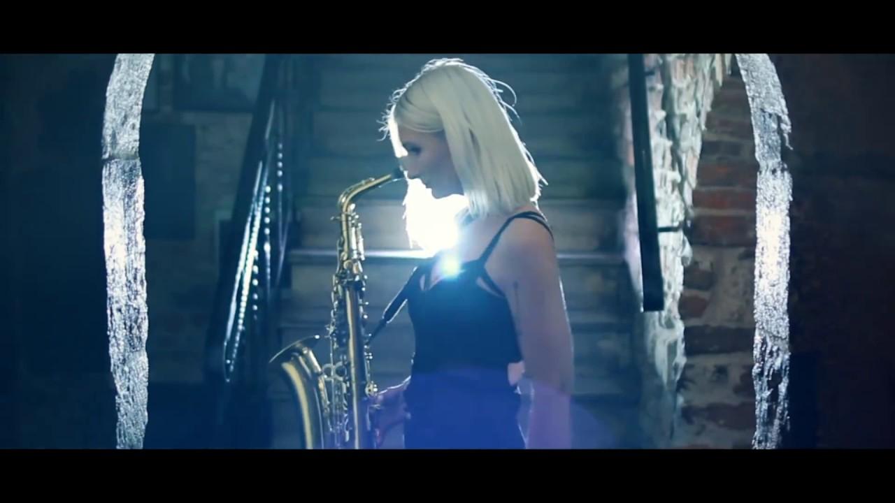 Lily was here - Candy Dulfer & Dave Stewart - Polska SAKSOFONISTKA - Areta Chmiel ( sax cover )