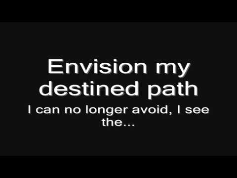 HammerFall - Redemption (lyrics) HD