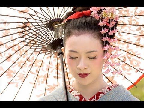 Красивая японская песня   Beautiful Japanese Song