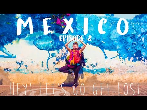 Backpacking Mexico   SOLO FEMALE TRAVELER   Ep. 8   Palenque