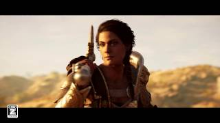 10月5日世界同日発売のRPGゲーム『アサシン クリード オデッセイ』のプ...