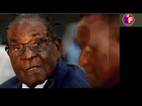 Breaking News~Ex President CDE R G MUGABE PASSED AWAY