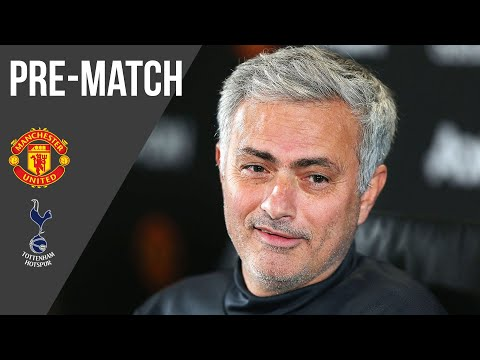 Jose Mourinho not worried about Spurs' 'home advantage' in FA Cup Semi-Final