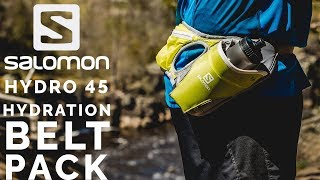 Salomon Hydro 45 Hydration Belt Pack
