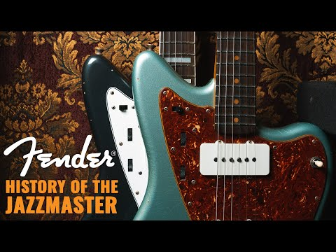 History of the Fender Jazzmaster | CME Gear Demo