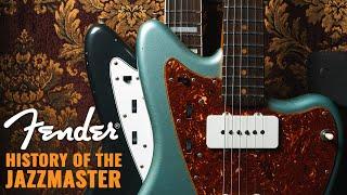 History of the Fender Jazzmaster | Vintage Guitar Demo