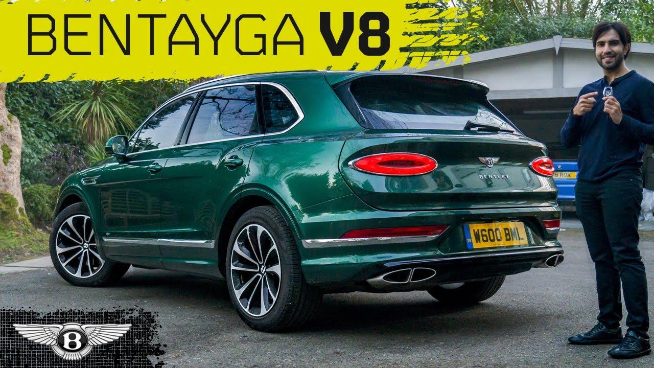 V8 Bentayga: A PROPER Bentley! - Full Review