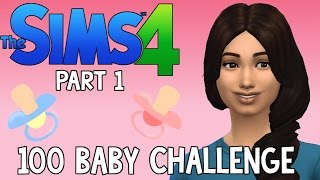 One of Yammy's most viewed videos: The Sims 4: 100 Baby Challenge - Pregnant Already? (Part 1)