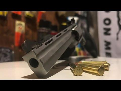 NAA Mini Master .22 Magnum Revolver