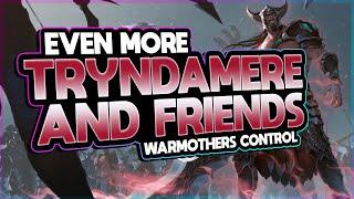 Even More WARMOTHER'S CONTROL! - The Grindiest of Control Decks | Legends of Runeterra