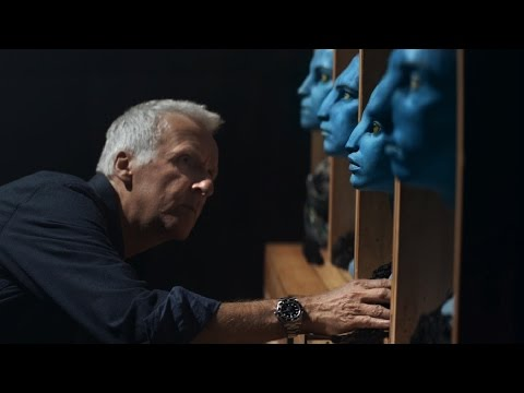 Rolex Testimonee James Cameron: The art of storytelling