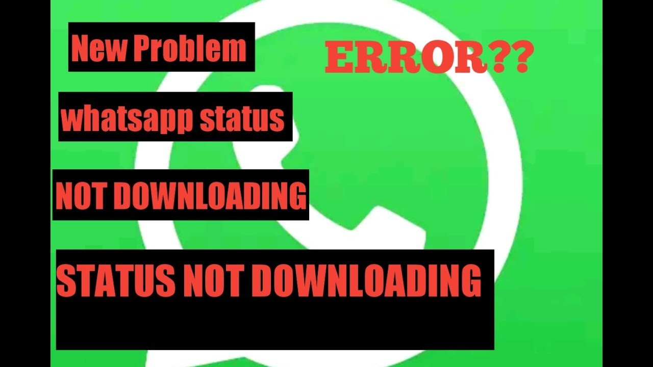 Whatsapp Not Downloading Images Why Cant I Download