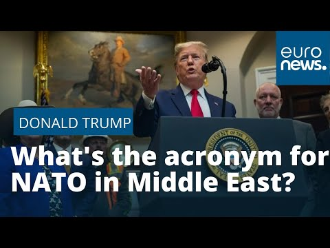 Donald Trump wants NATO expanded to Middle East and renamed NATOME