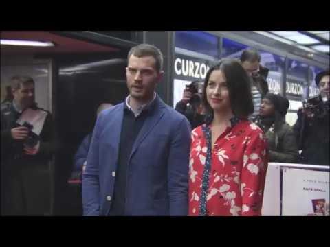 Jamie Dornan, Amelia Warner - Mum's List UK Premiere
