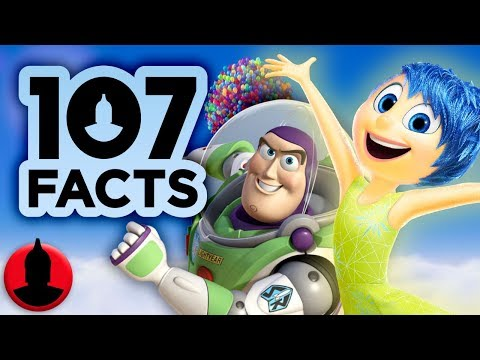 107 Facts About PIXAR!! - Disney Pixar Facts! (107 Facts S8 E1)