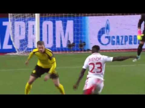 Monaco Vs Borussia Dortmund 3-1  Goals 19 04 2017