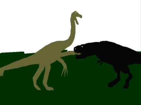 PPFC Tarbosaurus vs Theriznosaurus