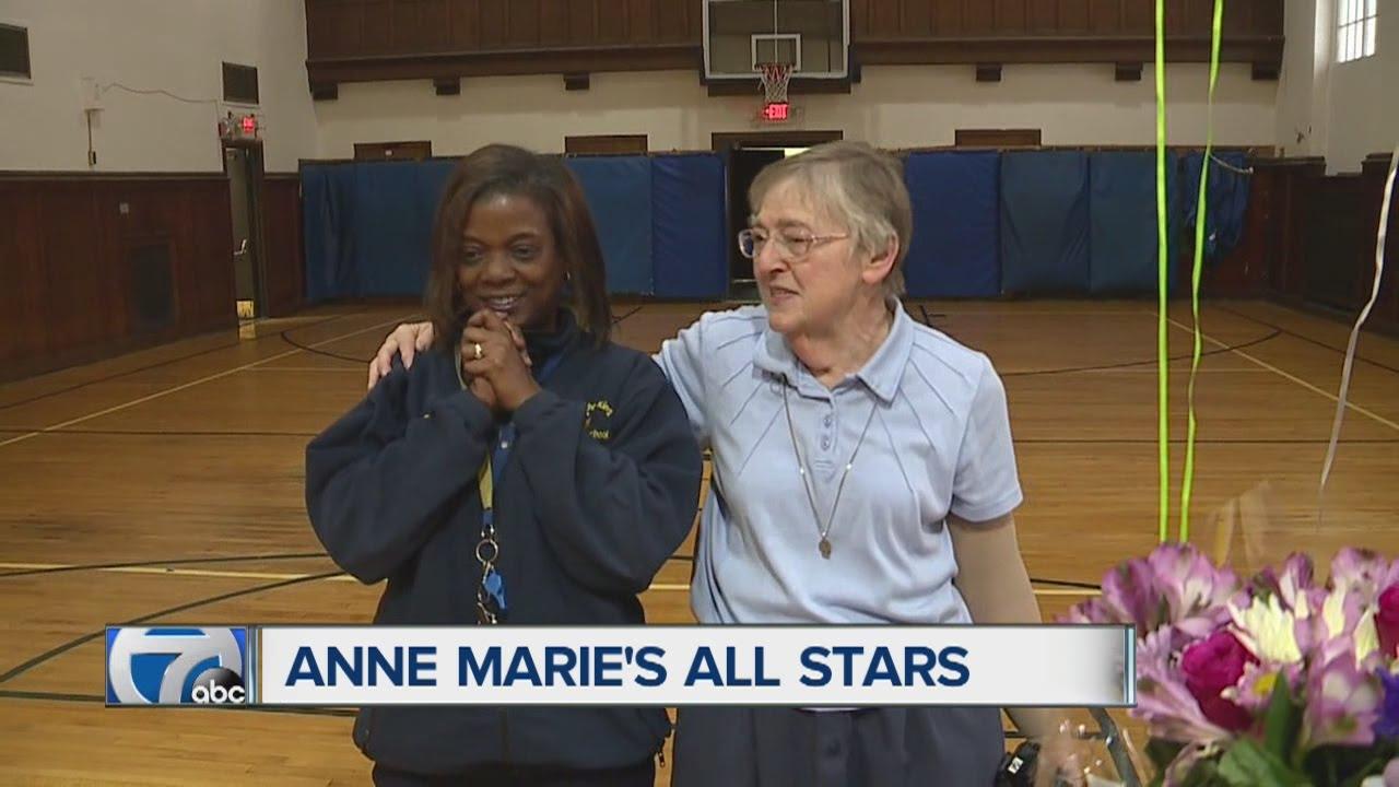 Ann Marie's All Stars: Ms. Prentis Parker