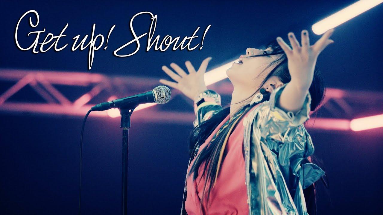 【10/21(thu)0時プレミア公開】水樹奈々「Get up! Shout!」MUSIC CLIP