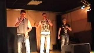 03 DNK Rap г. Nordhorn Jugendzentrum Sommerfest Русский Рэп