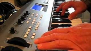 Supertramp - Goodbye Stranger - Yamaha MM6 Wurlitzer Electric Piano 200 setting