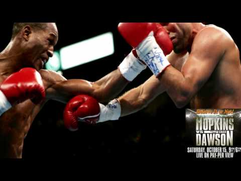 HBO PPV: Hopkins Vs. Dawson - Bernard Hopkins
