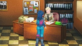 Kathy Rain - Walkthrough Part 2 - Day 1: Police Station