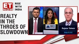 Real estate in focus | DLF and ANAROCK to ET NOW