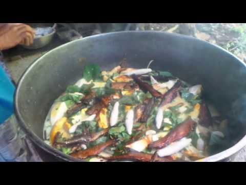 How to make Grenadian Oil Down Dish